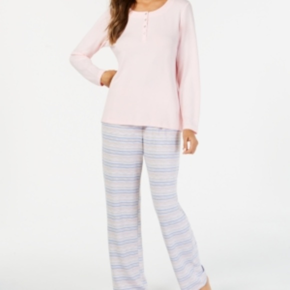 2817bc946069 Charter Club Intimates & Sleepwear | Soft Knit Pajama Set Xs Xsmall ...